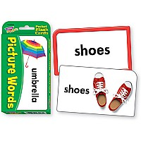 Picture Words Flashcards
