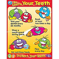 Be Good To Your Teeth Chart