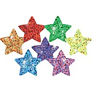 Colorful Sparkle Stars