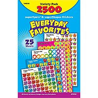 Everyday Favorites Value Pack Stickers