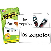 Palabras E Imagenes (Spanish picture words) Flashcards