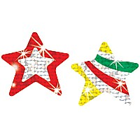 Twinkling Stars Sparkle Stickers