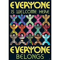 Everyone Is Welcome Here...