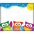 Owl-Stars! Name Tags