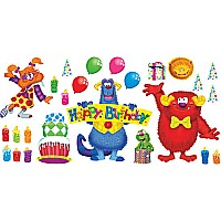 Furry Friends Birthday Fun BB Set