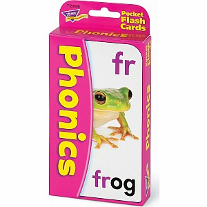 Phonics Pocket Flash Cards