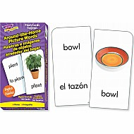 Around-the-Home/PalabrasSkill Drill Flash Cards