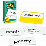Sight Words-Level 1 Skill Drill Flash Cards