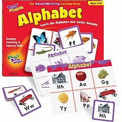 Alphabet Match Me Games