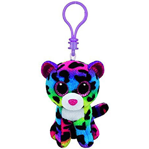 ce867dcf9e4 TY Beanie Boo Plush - Dotty the Leopard Clip - Givens Books and ...