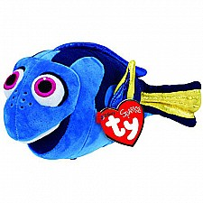 Ty Beanie Babies Finding Dory Regular Plush