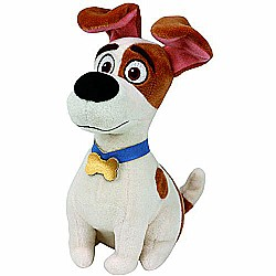 Ty Beanie Babies Secret Life of Pets Max The Dog Regular Plush
