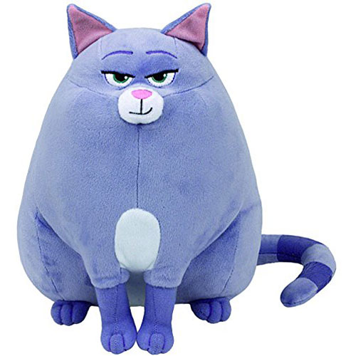 0b381bfa7da Ty Beanie Babies Secret Life of Pets Chloe The Cat Regular Plush - G ...