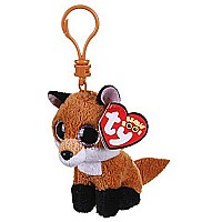 Ty Beanie Boos Slick Clip - The Fox
