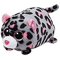 Miles Leopard - Teeny Tys 4 inch - Stuffed Animal by Ty (42138)