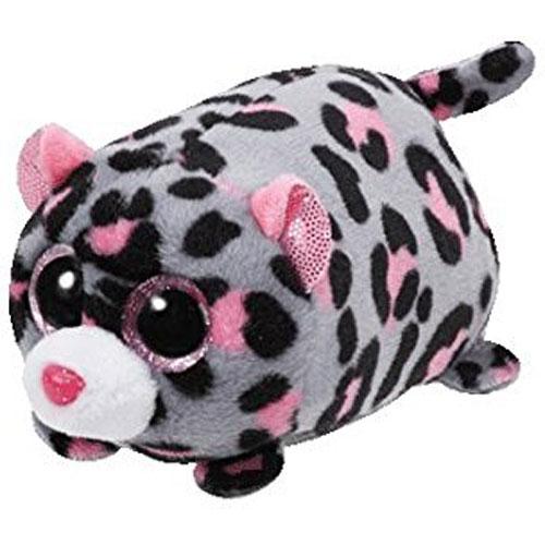 Miles Leopard Teeny Tys 4 Inch Stuffed Animal By Ty 42138