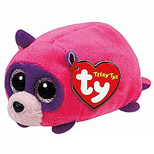 Rugger Raccoon - Teeny Tys 4 inch - Stuffed Animal by Ty (42139)