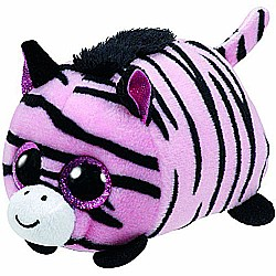 Pennie Pink Zebra Teeny Ty - Stuffed Animal by Ty (42158)