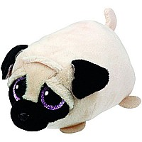 Ty Teeny Tys Candy the Tan Pug Plush
