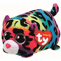 Jelly Multi Leopard Teeny Ty - Stuffed Animal by Ty (42163)