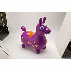 Rody Horse Purple