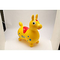Rody Horse - Yellow