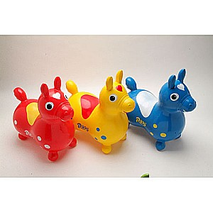 Rody Horse Red