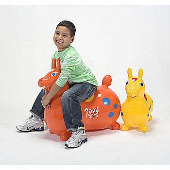 Rody Max (Orange/Yellow)