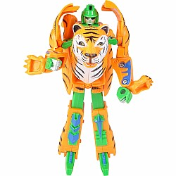 "5"" Tiger Robot Action Figure"
