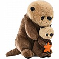 "7"" Mini Birth Of Life Sea Otter"