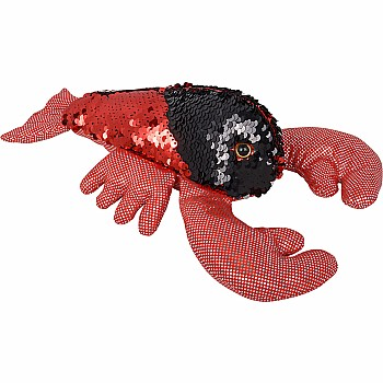 "10"" Sequin Lobster"