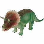 "19"" Soft  Triceratops"
