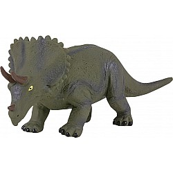 "11"" Soft  Triceratops"