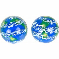 "1.75"" 45Mm Earth Hi-Bounce Ball"