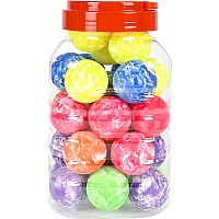 "1.75"" 45Mm Marble Ball (30Pc/Can)"