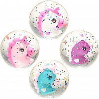 "1.75"" 45Mm Unicorn Hi-Bounce Ball"