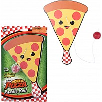 "10"" Pizza Paddle Ball"