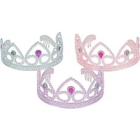 Pearly Tiara With Jewels
