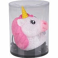 "8.5"" Sparkle Unicorn Lamp"