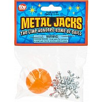 ".5"" Metal Jacks Set"