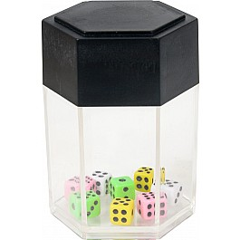 "4"" Magic Multiplying Dice Trick"