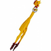 "21"" Rubber Chicken"