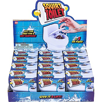 "4"" Squirt Toilet-Boxed"