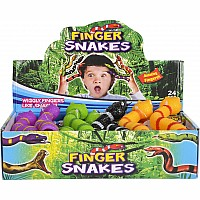 "5.5"" Finger Snake (24Pc/Un)"