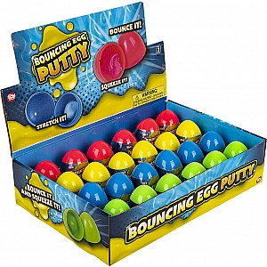 "2.33"" Bouncing Putty Egg"