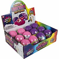 "3"" Light-Up Unicorn Putty Egg"