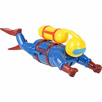 "7.5"" Wind Up Diver (12Pcs/Display)"