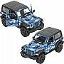 "5"" Diecast 2018 Jeep Wrangler Camo Hard Top"