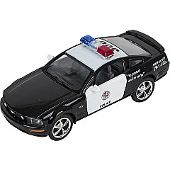 "5"" Diecast 2006 Ford Mustang Gt Police Car"
