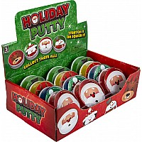 "2.75"" Christmas Putty"